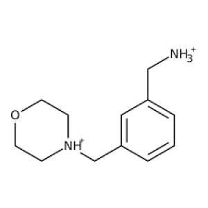 [3-(Morpholinomethyl)phenyl]methylamine, 97% 250mg Maybridge