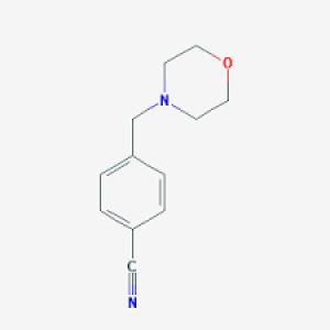3-(Morpholin-4-ylmethyl)benzonitrile, 97% 1g Maybridge
