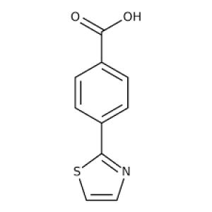 4-(1,3-Thiazol-2-yl)benzoic acid, 97% 250mg Maybridge