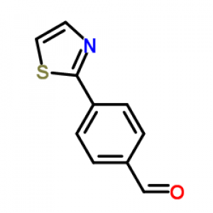4-(1,3-Thiazol-2-yl)benzaldehyde, 95% 250mg Maybridge