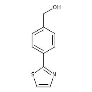 [4-(1,3-Thiazol-2-yl)phenyl]methanol, 97% 1g Maybridge