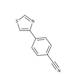 4-(1,3-Thiazol-2-yl)benzonitrile, 97% 1g Maybridge