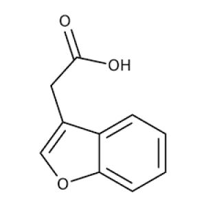 Benzo[b]furan-3-ylacetic acid, 97% 250mg Maybridge
