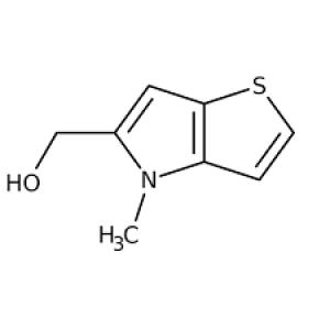 (4-Methyl-4H-thieno[3,2-b]pyrrol-5-yl)methanol, 97% 250mg Maybridge