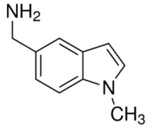 N-Methyl-N-[(1-methyl-1H-indol-5-yl)methyl]amine, 90% 1g Maybridge