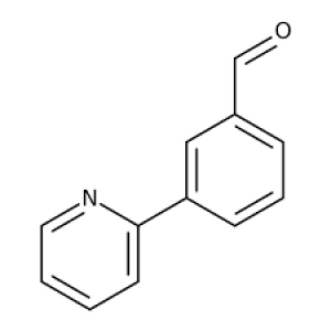 3-Pyrid-2-ylbenzaldehyde, ≥97% 250mg Maybridge