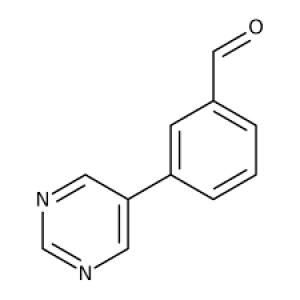 3-Pyrimidin-5-ylbenzaldehyde, 97% 250mg Maybridge