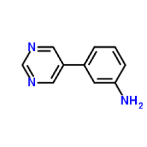 3-Pyrimidin-5-ylaniline, ≥97% 1g Maybridge