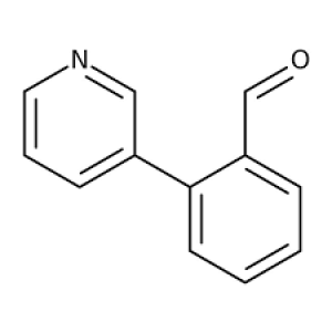 2-Pyridin-3-ylbenzaldehyde, ≥97% 1g Maybridge