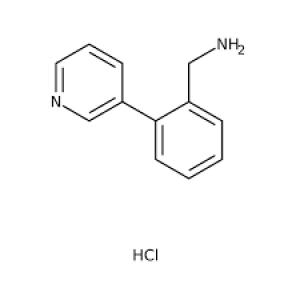 1-(2-Pyridin-3-ylphenyl)methanamine dihydrochloride, ≥97% 250mg Maybridge