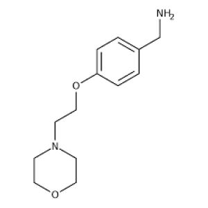 [2-(2-Morpholinoethoxy)phenyl]methylamine, 97% 250mg Maybridge