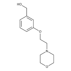 [3-(2-Morpholinoethoxy)phenyl]methanol, 97% 250mg Maybridge