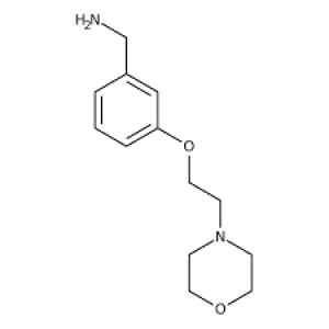 [3-(2-Morpholinoethoxy)phenyl]methylamine, 95% 250mg Maybridge
