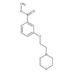 Methyl 3-(2-morpholin-4-ylethoxy)benzoate, 97% 1g Maybridge