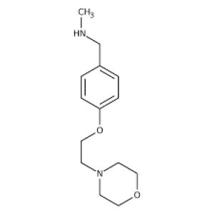 N-Methyl-N-[4-(2-morpholin-4-ylethoxy)benzyl]amine, 95% 250mg Maybridge