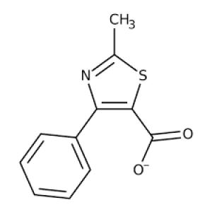 2-Methyl-4-phenyl-1,3-thiazole-5-carboxylic acid, 97% 250mg Maybridge