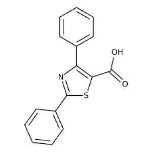 2,4-Diphenyl-1,3-thiazole-5-carboxylic acid, ≥97% 250mg Maybridge