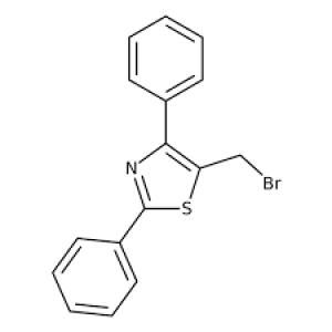 5-(Bromomethyl)-2,4-diphenyl-1,3-thiazole, Tech 250mg Maybridge
