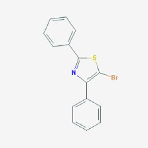 5-Bromo-2,4-diphenyl-1,3-thiazole, ≥97% 1g Maybidge