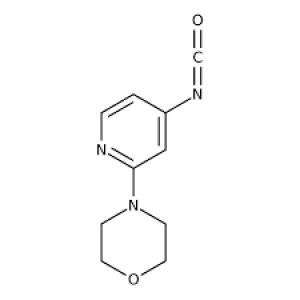 4-(4-Isocyanatopyrid-2-yl)morpholine, ≥90% 250mg Maybridge