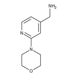 (2-Morpholinopyrid-4-yl)methylamine, 97% 250mg Maybridge
