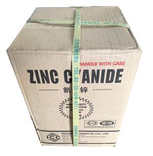 Zinc cyanide Zn(CN)2 55%, Hàn Quốc, 15kg/hộp