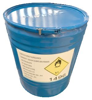 Sodium chlorite NaClO2 80%, Trung Quốc, 50kg/thùng