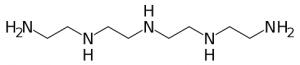 Tetraethylenepentamine, tech. 250g Acros