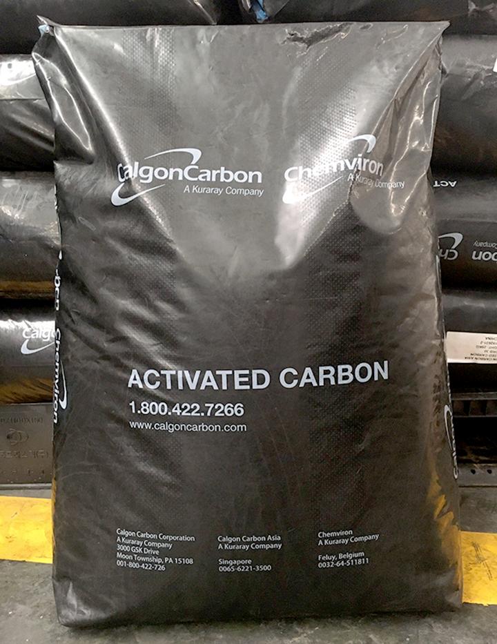 Than hoạt tính Activated carbon (Carbsorb 30), Trung Quốc, 25kg/bao