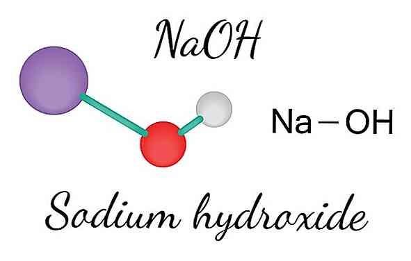 Cấu tạo phân tử của xút NaOH