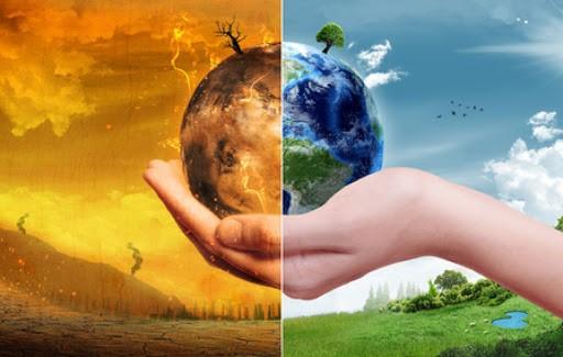 Biến đổi khí hậu là gì