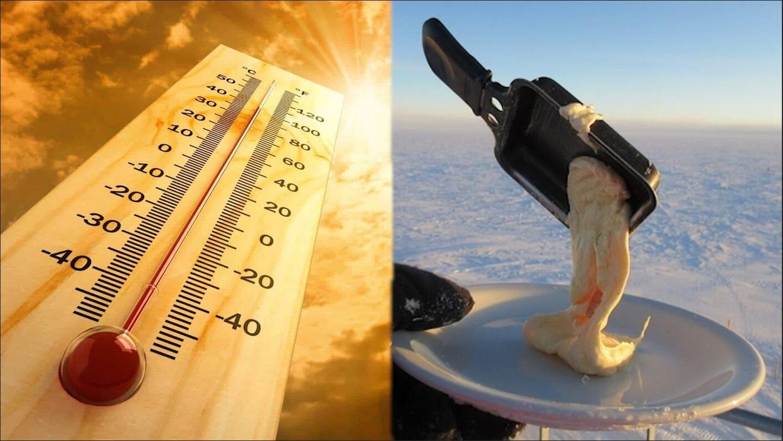 Thời tiết ngày càng khắc nghiệt dẫn đến biến đổi khí hậu