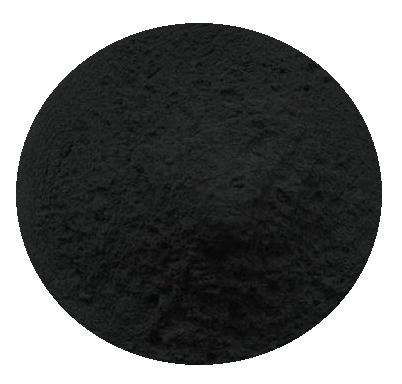 Sắt III clorua dạng bột mịn màu đen