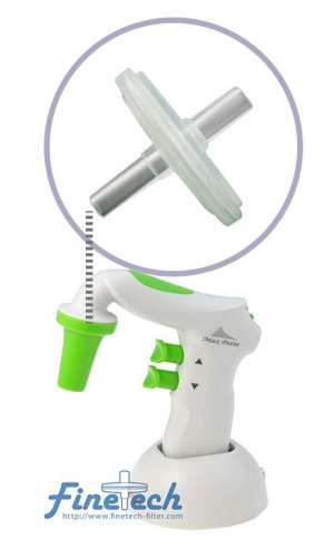 Đầu lọc khí - Bộ lọc pipette 27mm x 1um Finetech