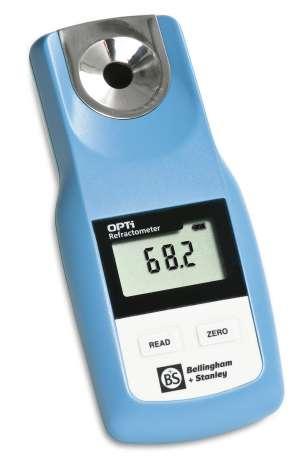 Khúc xạ kế đo nước trong mật ong 10 – 30% water 38-06 Bellingham and Stanley