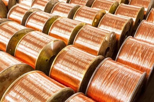 Đồng (Cu) đứng thứ hai trong cáckim loại có độ dẫn điện tốt nhất