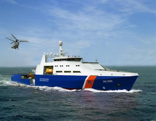 Ứng dụng lực đẩy acsimet để thiết kế tàu, thuyền