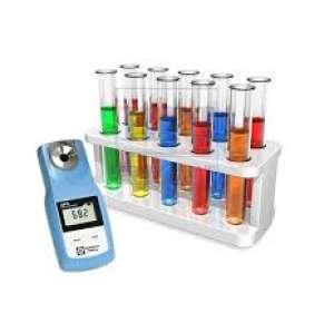 Khúc xạ kế đo độ ngọt 0-54% Brix và độ mặn 0-28% NaCl 38-54 Bellingham and Stanley
