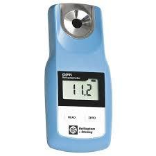 Khúc xạ kế đo hàm lượng béo 0-100 Butyro và chỉ số khúc xạ 1.42-1.50 RI 38-59 Bellingham and Stanley
