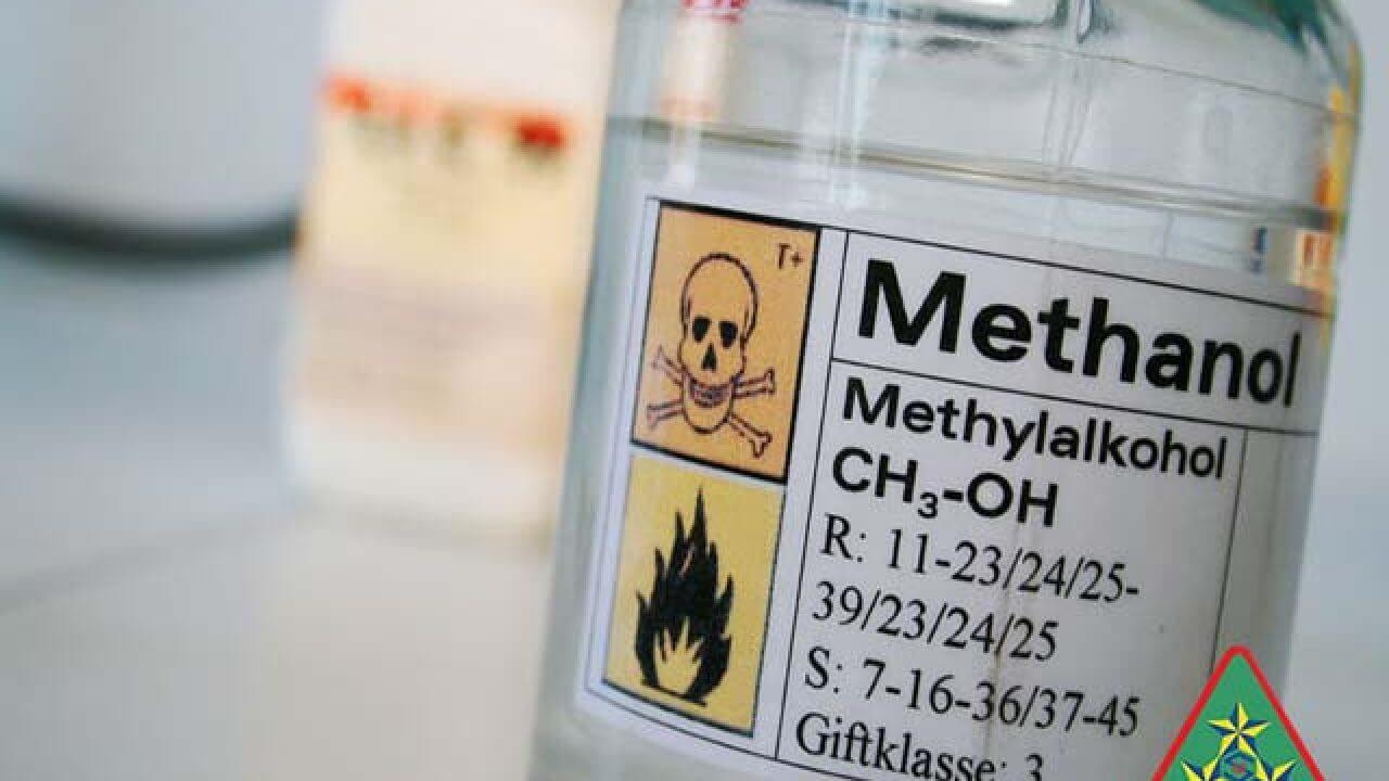 Điều chế methanol trong công nghiệp