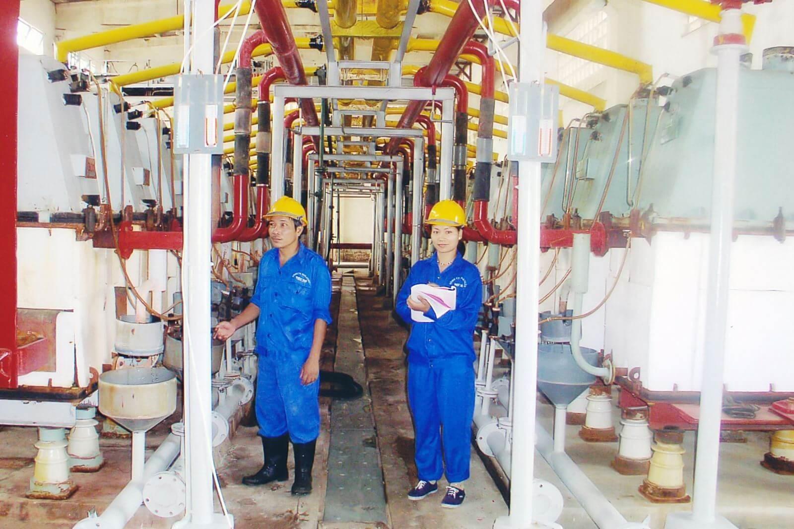Ứng dụng của axit picric trong công nghiệp