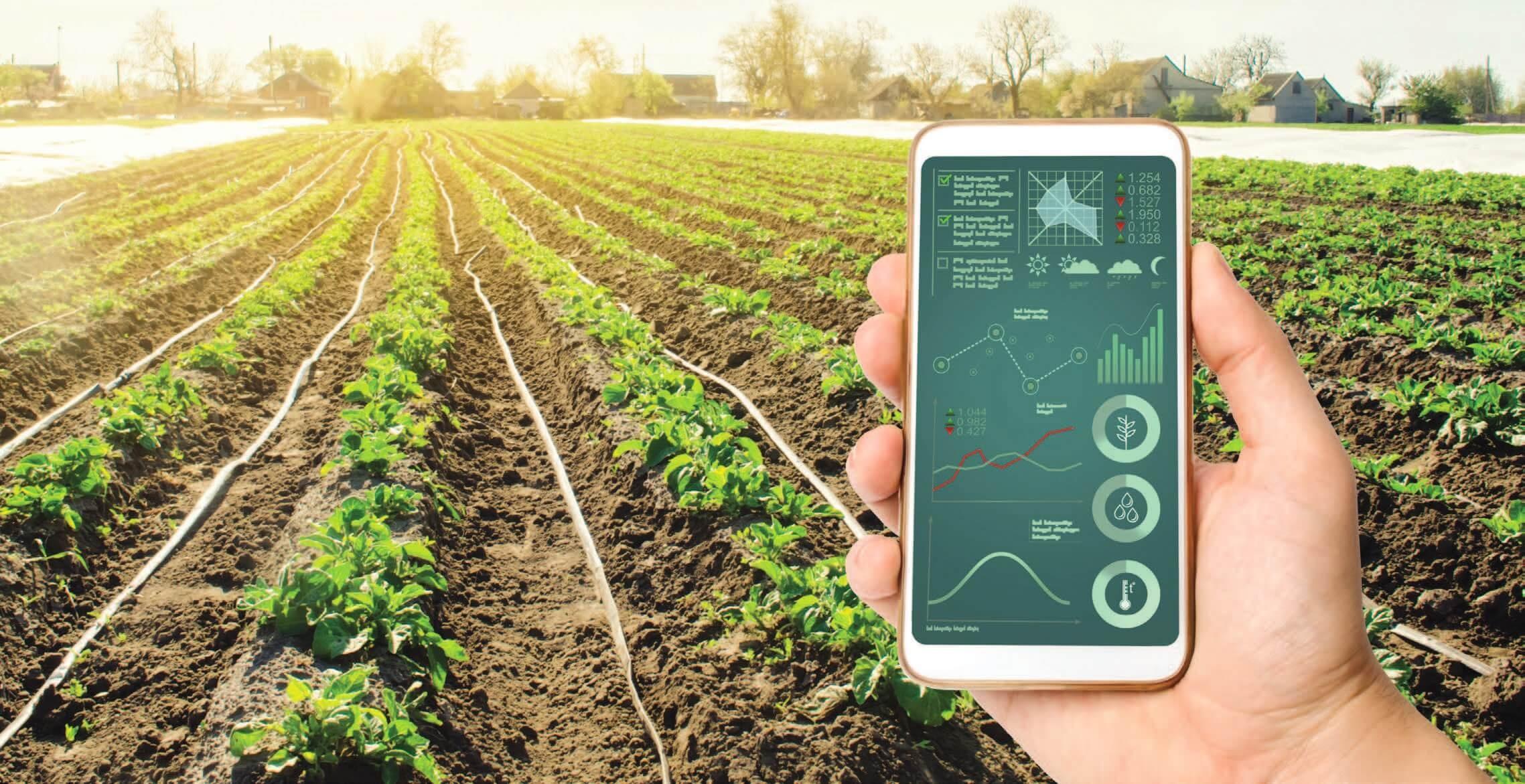 Ứng dụng trong nông nghiệp