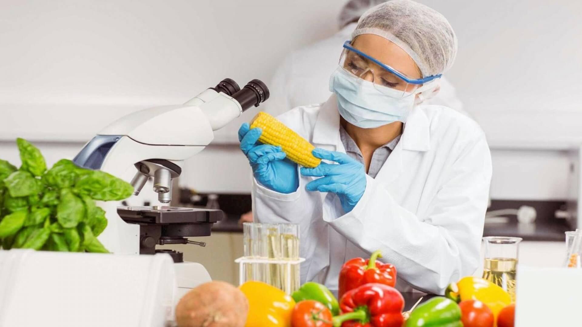 Ứng dụng trong công nghiệp thực phẩm