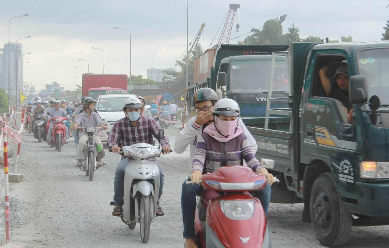 Ảnh hưởng ô nhiễm môi trường đến sức khoẻ con người