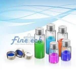 Lọ vial có ren vặn chính xác, màu trong suốt, đáy tròn 10ml VA101A Finetech