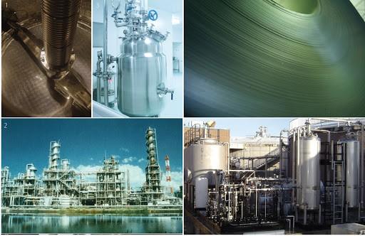 Ứng dụng quan trọngtrong công nghiệp hoá học