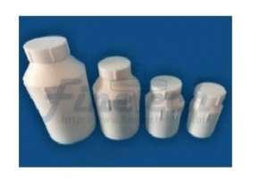 Chai nhựa PTFEJR049 miệng rộng 100ml Finetech
