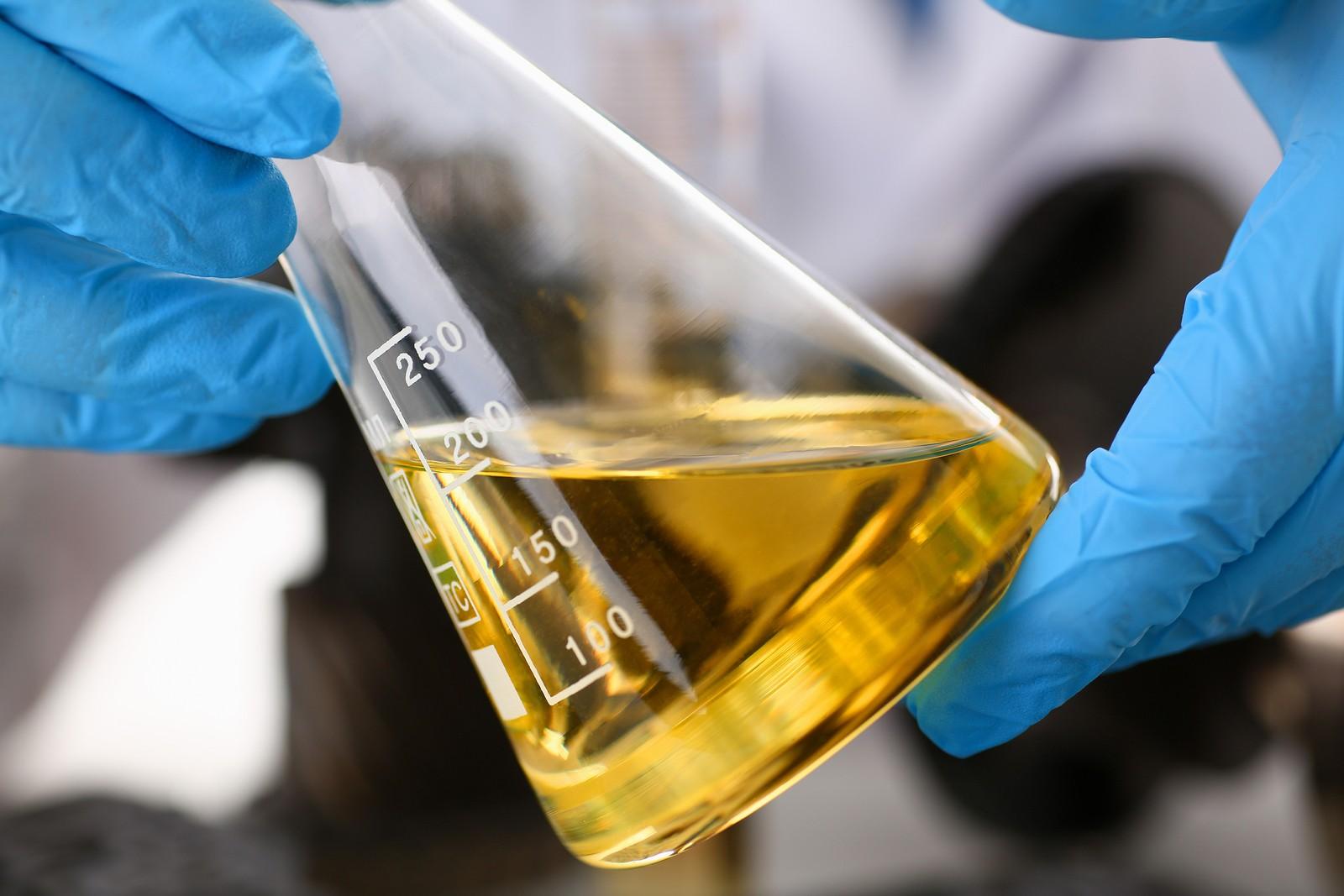 Dầu diesel sinh học an toàn với môi trường