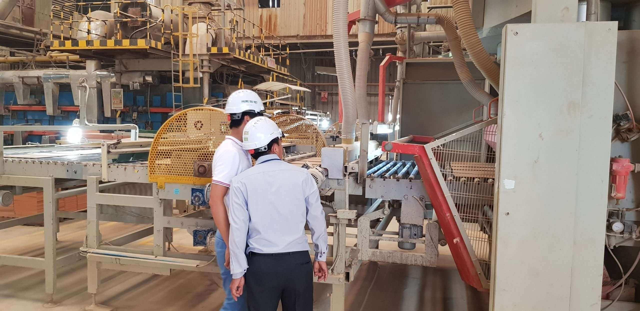 Ứng dụng của hóa chất bảo trì công nghiệp