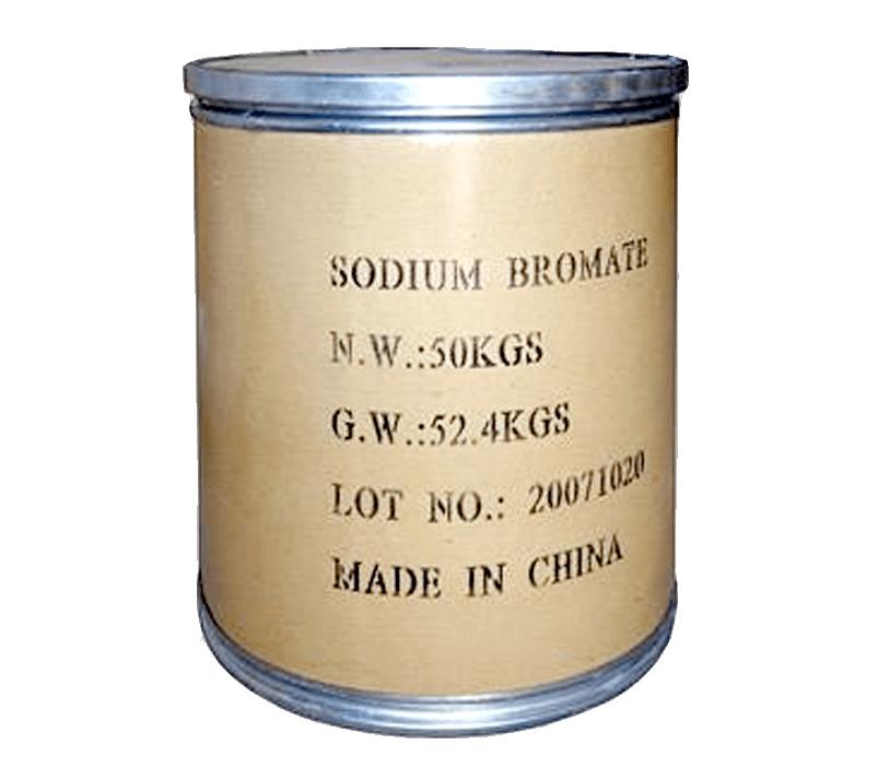 Sodium bromate NaBrO3
